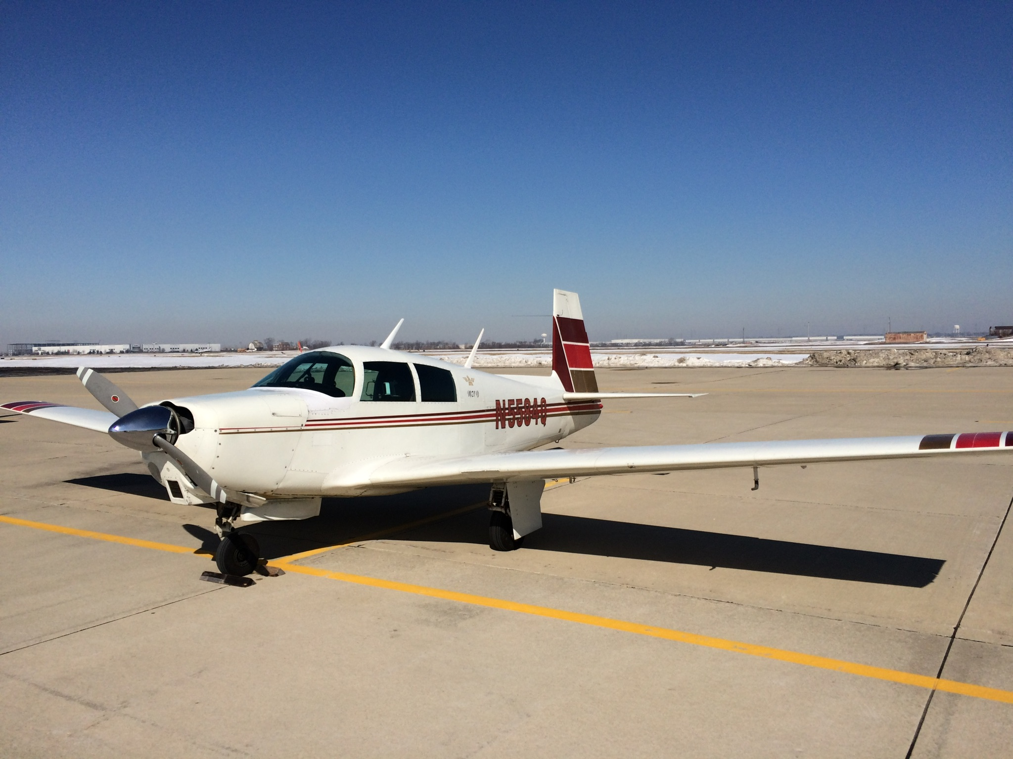 Aircraft Listing - Mooney M20C listed for sale