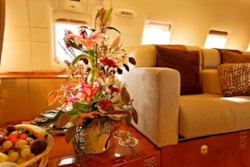 Private jet for sale charter: 2005 Challenger 604 heavy jet