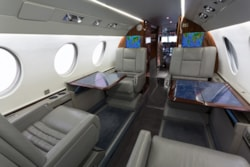 Private jet for sale charter: 1997 Dassault Falcon 50EX super mid jet