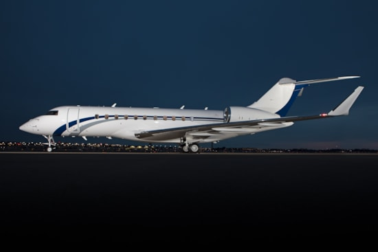 Private jet for sale charter: 2016 Bombardier Global 5000 heavy long range jet
