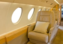 Private jet for sale charter: 2000 Dassault Falcon 50EX super mid jet