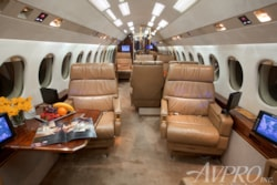 Private jet for sale charter: 2002 Dassault Falcon 900EX heavy jet