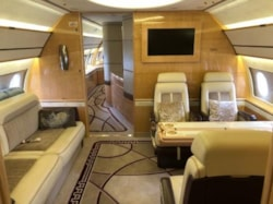 Private jet for sale charter: 2013 Airbus ACJ319 VIP Airliner