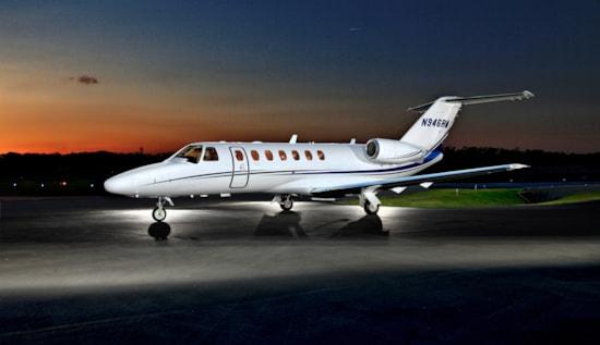 Private jet for sale charter: 2004 Cessna Citation CJ3 light jet