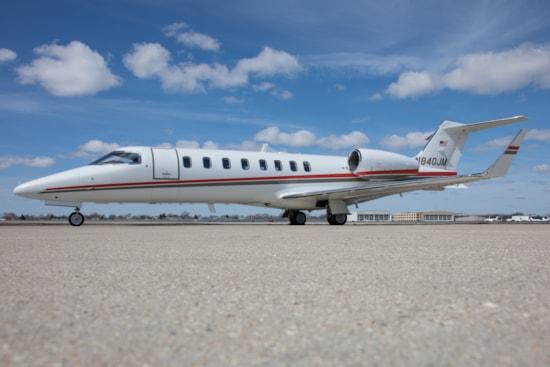 Private jet for sale charter: 2006 Learjet 45XR super light jet