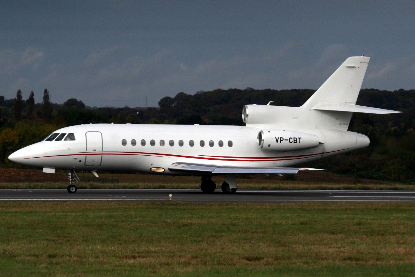 Aircraft Listing - Falcon 900 listed for sale