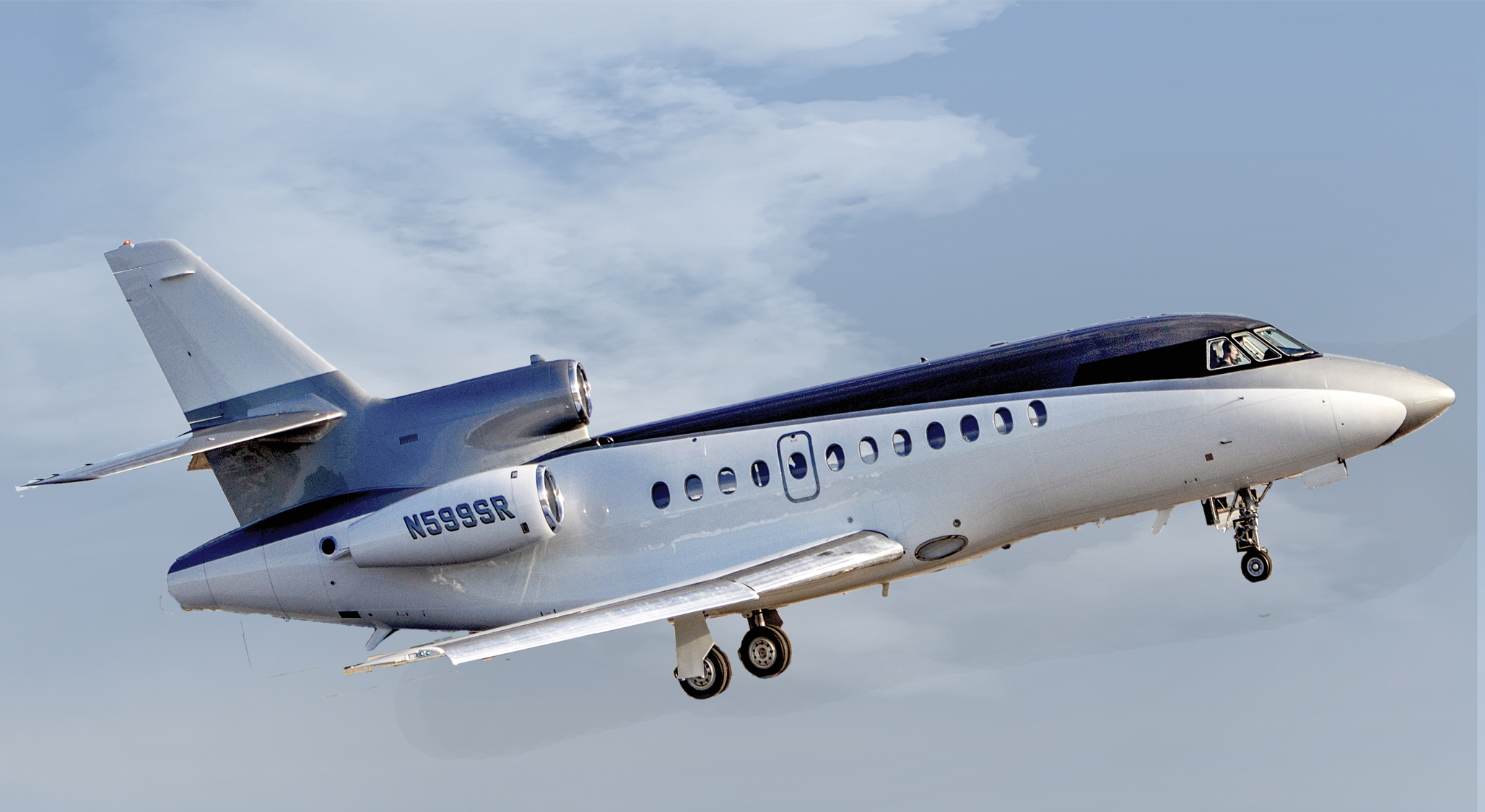 Aircraft Listing - Falcon 900C listed for sale