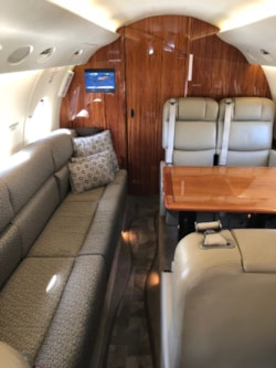 Private jet for sale charter: 2001 Gulfstream G200 super mid jet