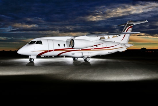 Private jet for sale charter: 2002 Dornier 328 jet airliner