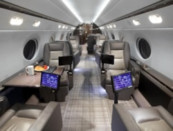 Private jet for sale charter 2012 Gulfstream G450 heavy jet