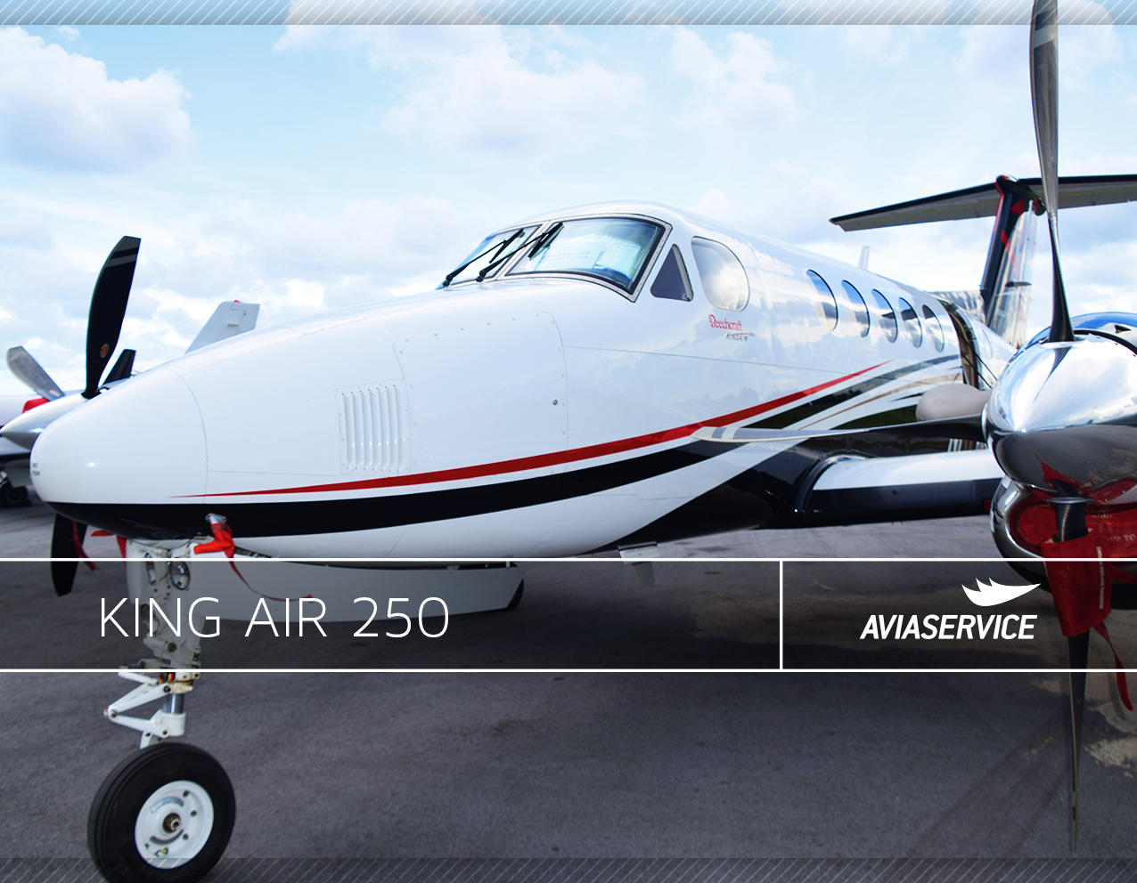 Aircraft Listing - King Air 250 listed for sale