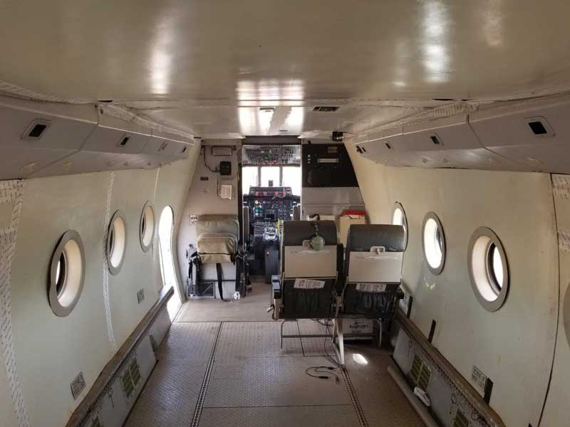 Aircraft Listing - CASA 212 listed for sale