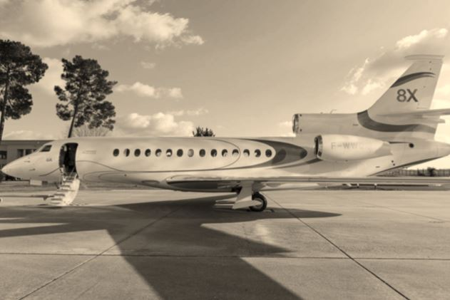 Aircraft Listing - Falcon 8X listed for sale