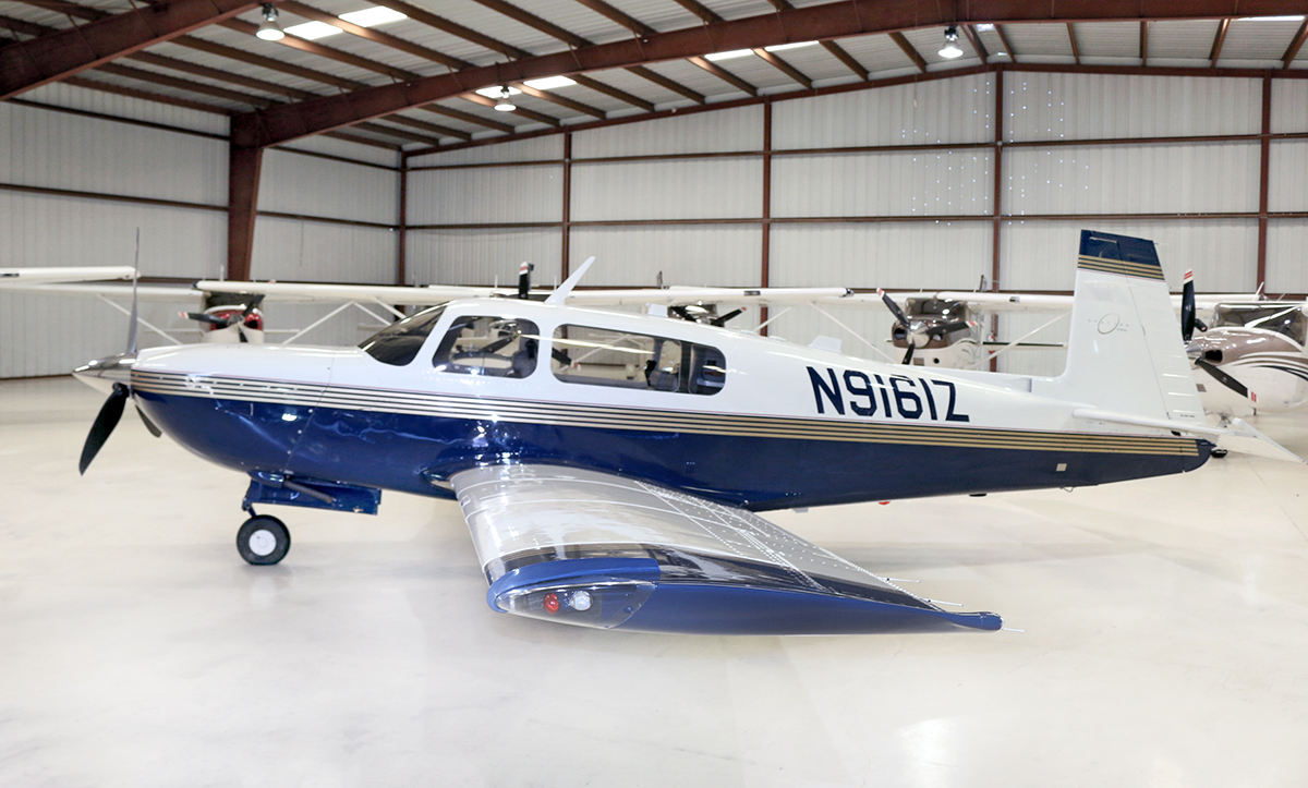 Aircraft Listing - Ovation M20R listed for sale
