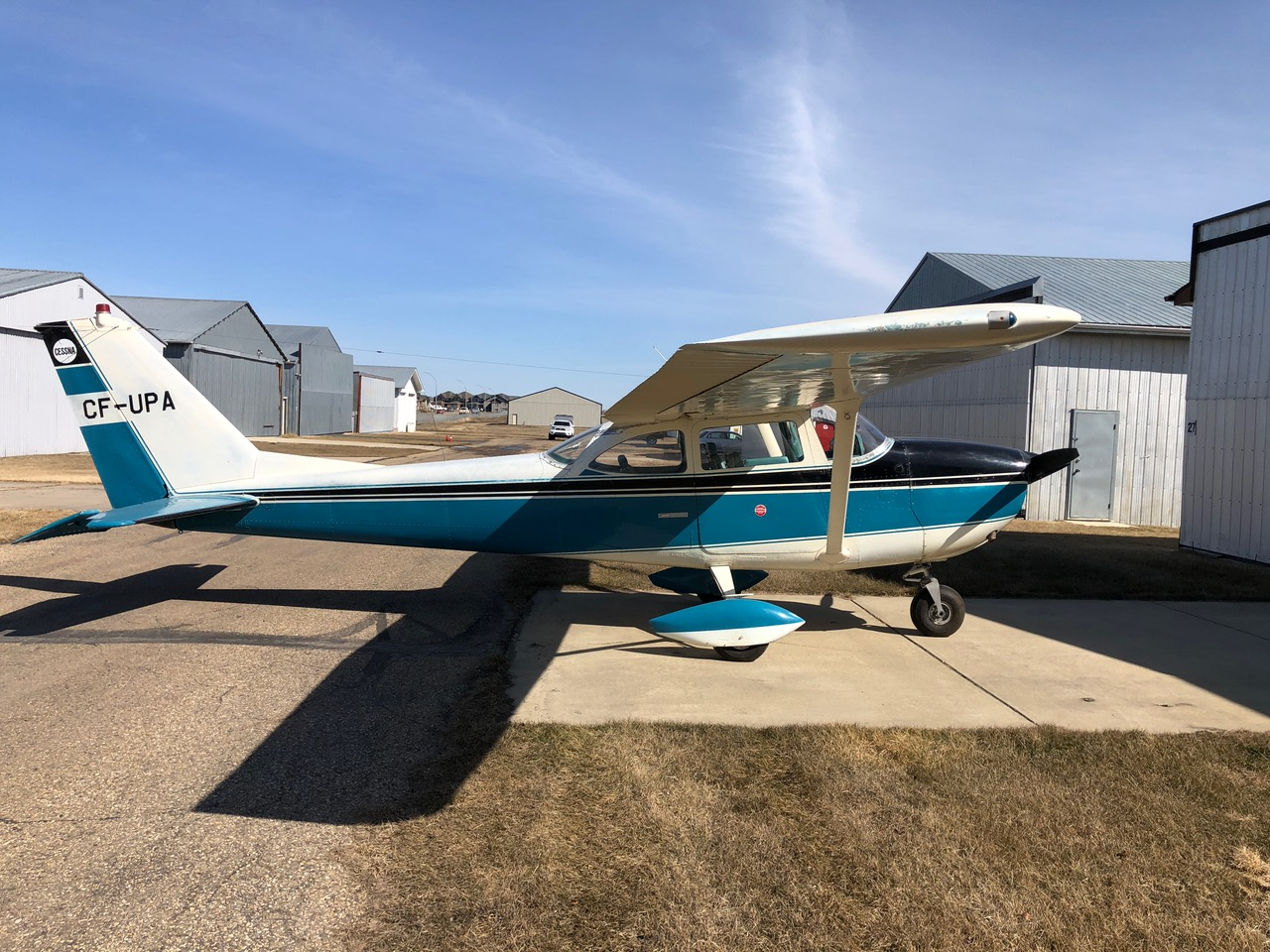 Aircraft Listing - Mooney M20F listed for sale