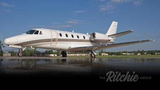 Private jet for sale charter 2004 Cessna Citation XLS midsize jet