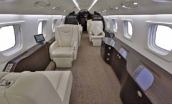 Private jet for sale charter 2005 Embraer Legacy 600 supermid jet