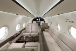 Private jet for sale charter 2015 Gulfstream G280 supermid jet