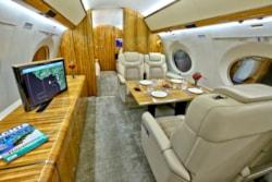 Private jet for sale charter 2012 Gulfstream G650ER long-range heavy jet