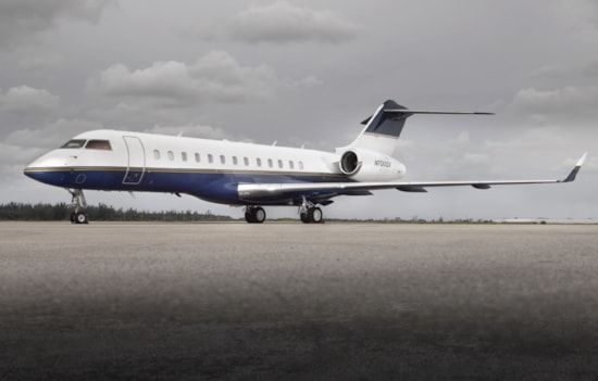 Private jet for sale charter 2000 Bombardier Global Express long range heavy jet