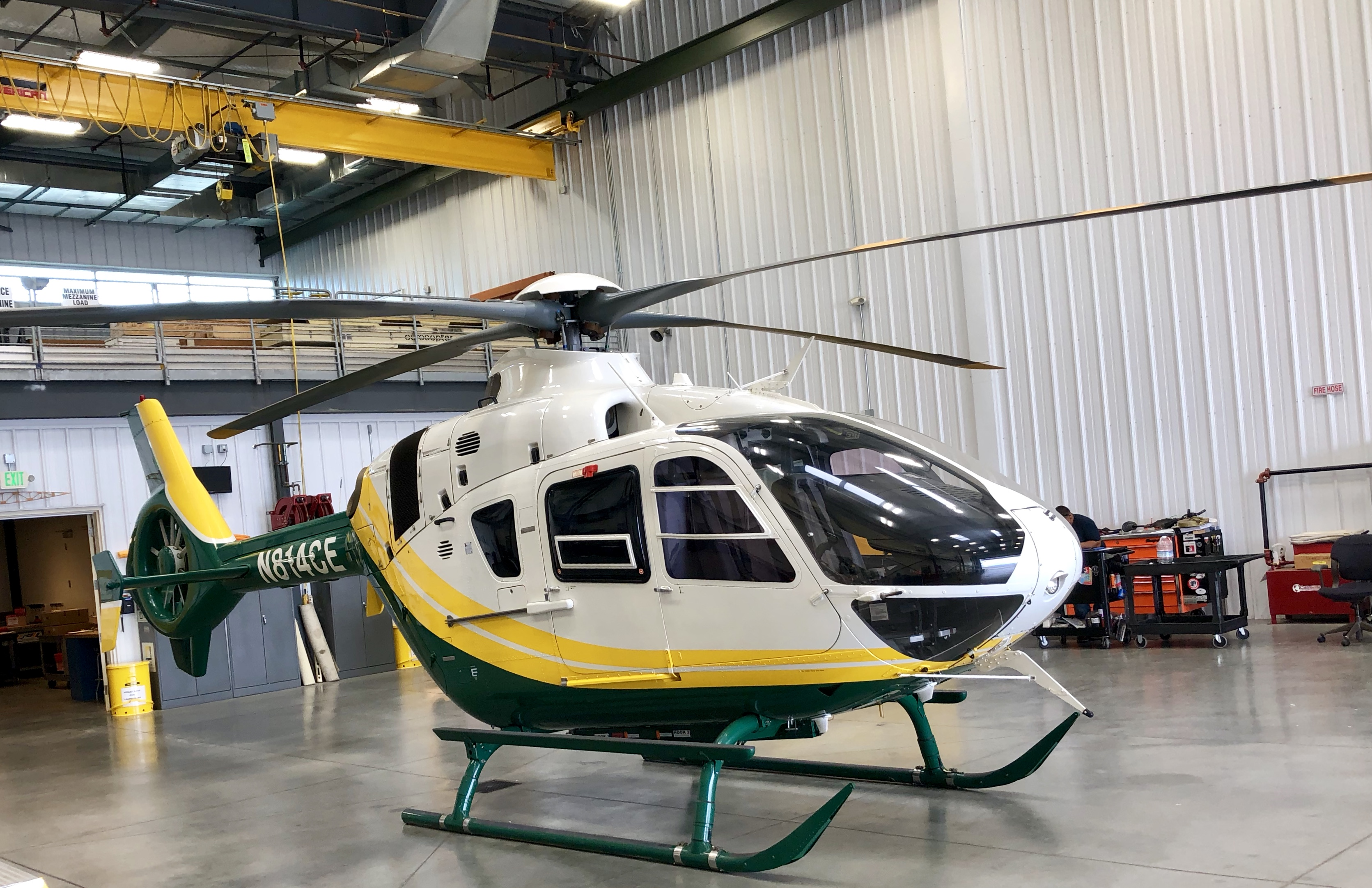 Aircraft Listing - Eurocopter EC-135-P2+ listed for sale
