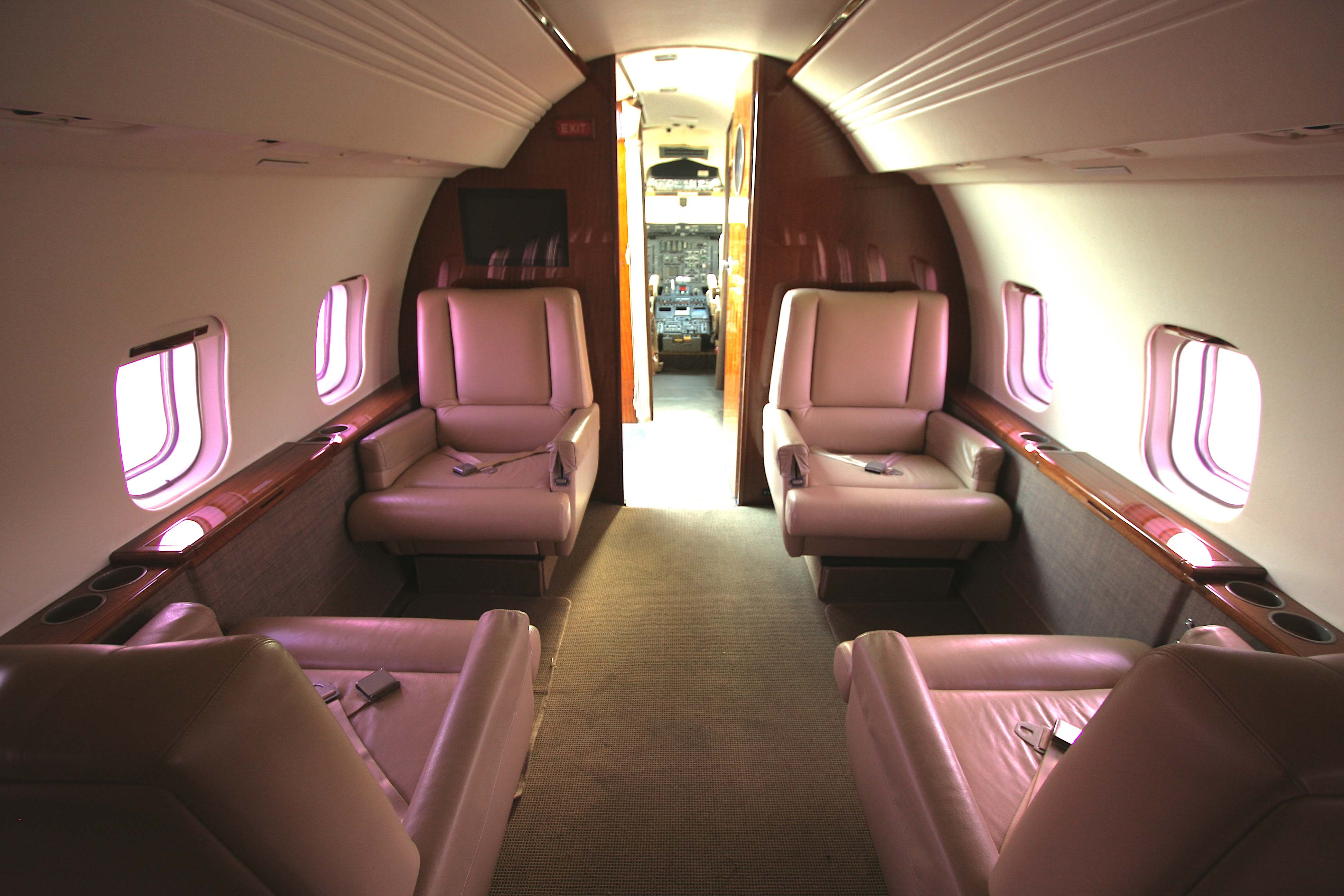 Aircraft Listing - Challenger 600 listed for sale