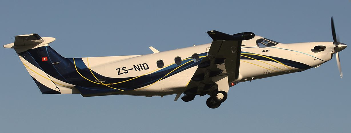 Aircraft Listing - Pilatus PC-12 listed for sale