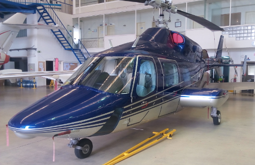 Aircraft Listing - Bell 222 listed for sale