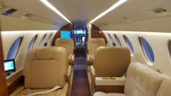 Private jet for sale charter: 2003 Dassault Falcon 50EX supermid jet