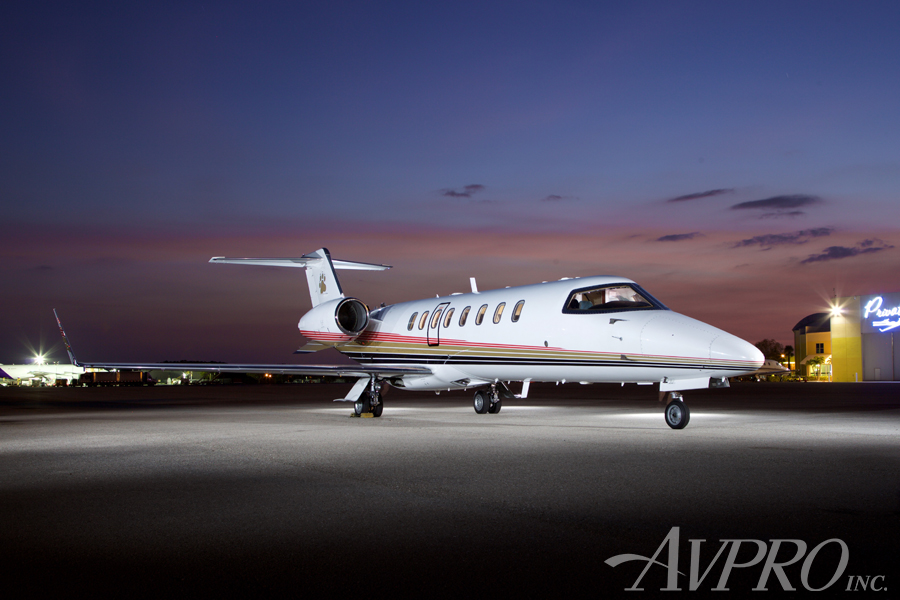 Aircraft Listing - Learjet 45 listed for sale