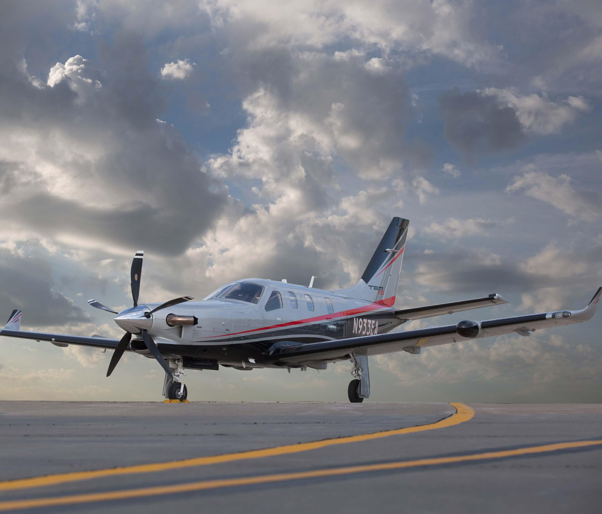 Aircraft Listing - Socata TBM 930 listed for sale