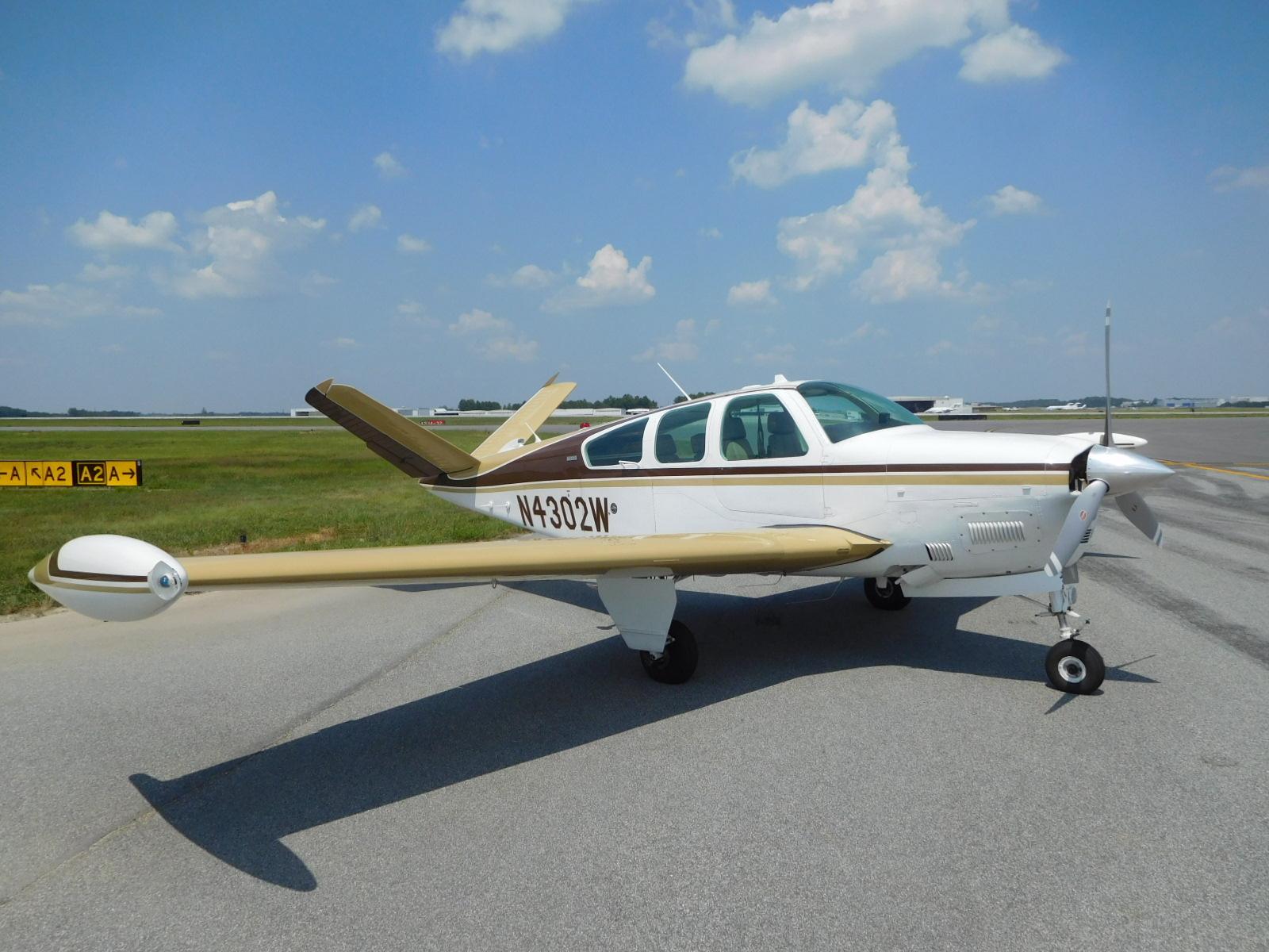 Aircraft Listing - Bonanza V35B listed for sale