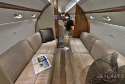 Private jet for sale charter: 2008 Gulfstream G550 ultra long range jet