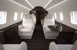 Private jet for sale charter: 2006 Bombardier Challenger 300 super-midsize jet