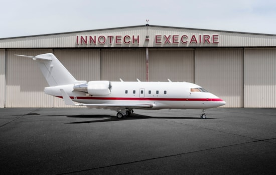 Private jet for sale charter: 1996 Bombardier Challenger 604 heavy jet