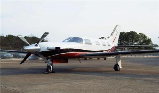 Meridian PA46-500TP exterior