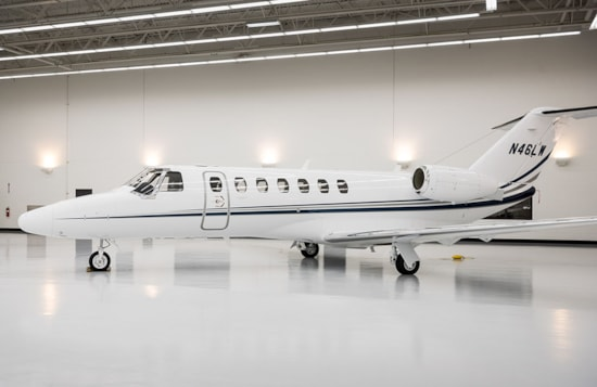 Private jet for sale charter: 2017 Citation CJ3+ light jet
