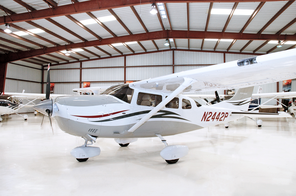 Aircraft Listing - Cessna 206 listed for sale