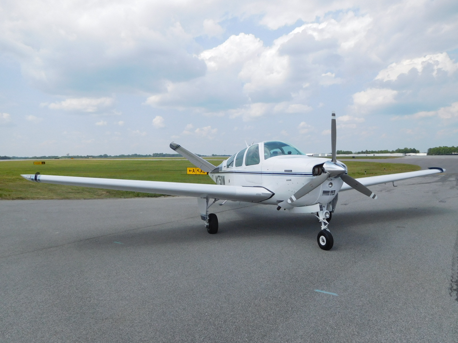 Aircraft Listing - Bonanza V35B listed for sale