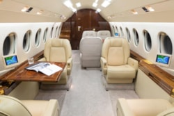 Private jet for sale charter: 1996 Dassault Falcon 2000 heavy jet