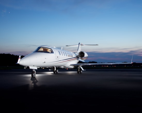 Private jet for sale charter: 2005 Learjet 45XR super light jet