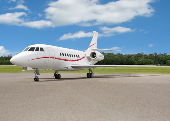 Private jet for sale charter: 2005 Dassault Falcon 2000EX EASy heavy jet