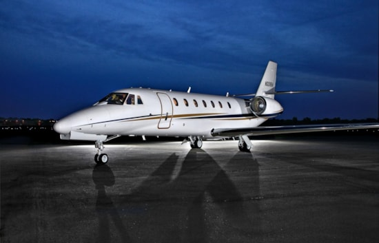 Private jet for sale charter: 2007 Cessna Citation Sovereign super midsize jet
