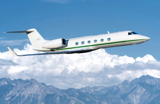 Private jet for sale charter: 2006 Gulfstream G450 heavy jet