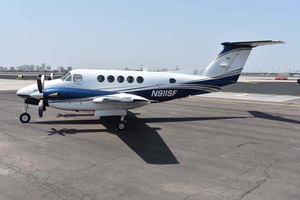 Aircraft Listing - King Air B200 listed for sale