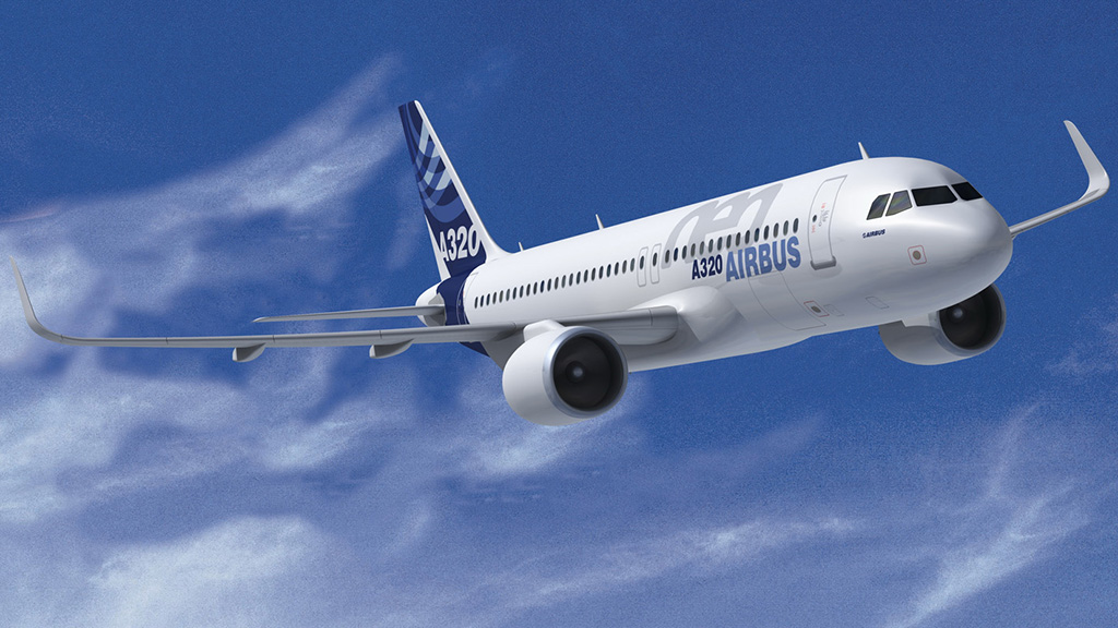 Aircraft Listing - Airbus A320 listed for sale