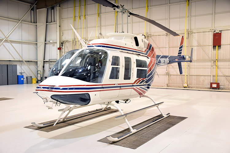 Aircraft Listing - Bell 206 listed for sale