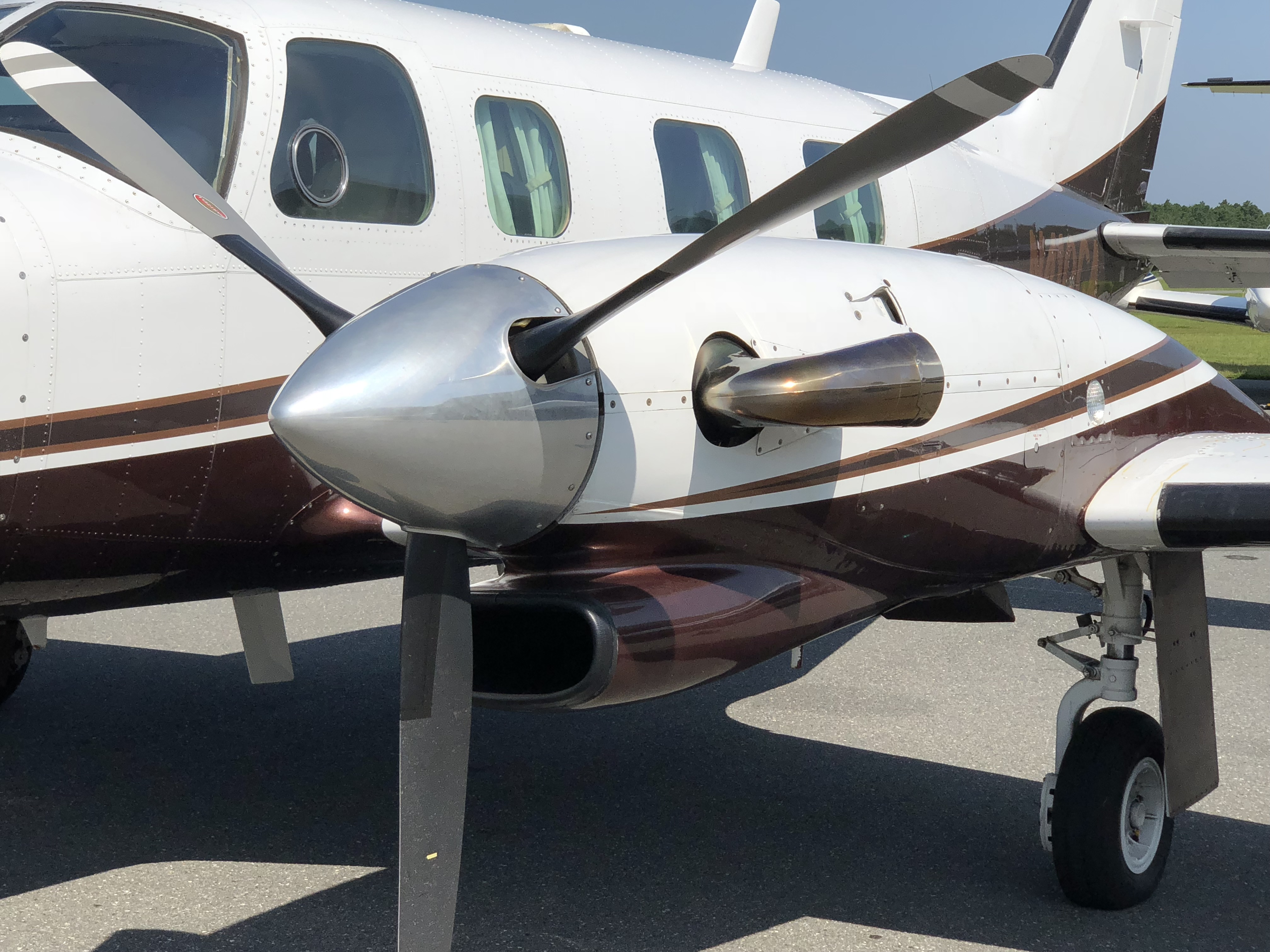 Cheyenne II PA-31T-620 exterior