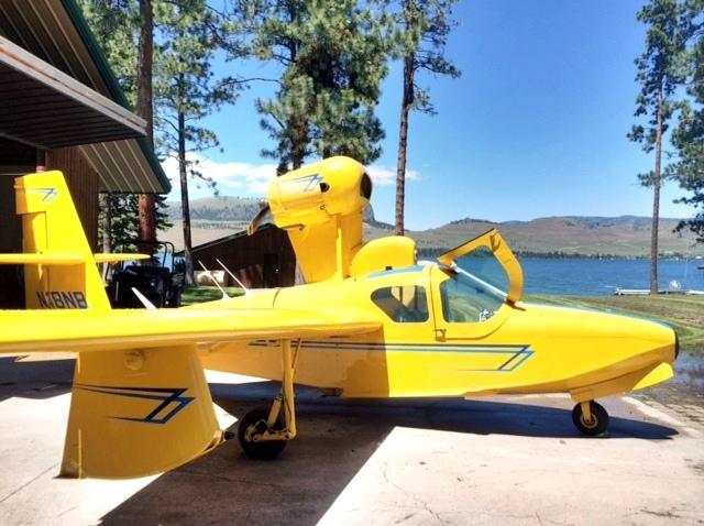 Lake LA-4-200 exterior