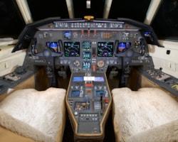 Private jet for sale charter: 2001 Dassault Falcon 50EX super midsize jet